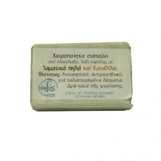 Σαπούνι με Ιαματικό Πηλό & Κανέλλα